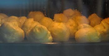 фото выпекания пирожных