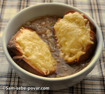 фото лукового супа