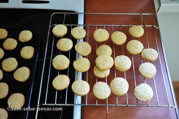 выпекаем печенье, пошаговое фото
