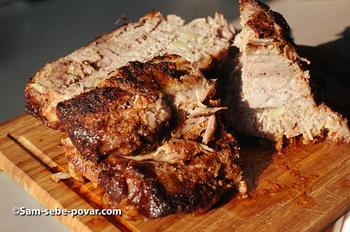 вынимаем мясо, рецепт с фото