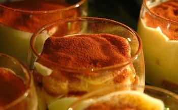 рецепт с пошаговыми фото, готовый тирамису